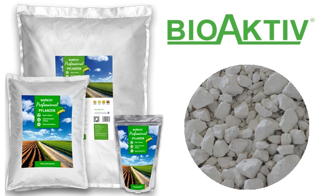 Минеральный-информационный комплекс BioAktiv plants для растений (1кг на 1га)
