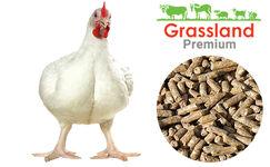 """Комбікорм Grassland для бройлерів """"Фініш"""" (Преміум)"""