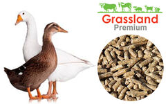 """Compound feed Grassland for ducks and geese """"Finish"""" from 85 days (Premium)"""