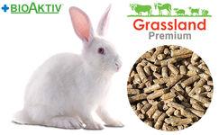 """Комбікорм Grassland для кролів """"Гровер"""" 30-130 днів (Преміум)"""