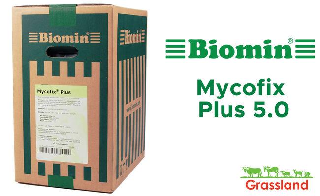 Инактиватор микотоксинов Mycofix Plus 5.0