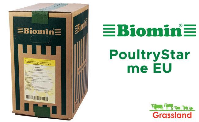 Кормовая добавка PoultryStar me EU